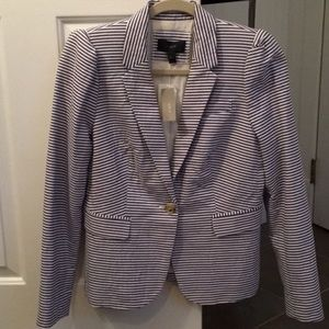 NWT J. Crew striped blazer